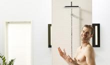 Nya Oras Optima rain shower - njut av en komfortabel dusch