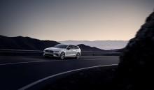 Dubbelt Volvo i toppen för september