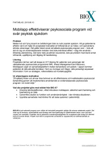 iMRAPP-Supporting implementation of evidence-based psychosocial programs using mobile technology