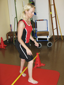 Stroke-patienter i VGR kan få konduktiv pedagogisk rehabilitering på Move & Walk