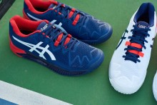 ASICS LANSERER GEL-RESOLUTION 8:  EN HØYTEKNOLOGISK TENNISSKO FOR GRUNNLINJESPILLERE