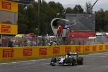 Däckstrategi avgörande i Spaniens Grand Prix