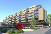 Detaljplan för påbyggnad av Valandhuset godkänd av byggnadsnämnden