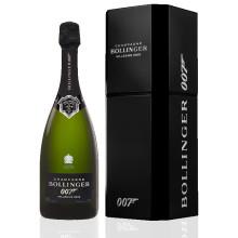 Bollinger 007 Limited Edition släpps lagom till premiären av Spectre