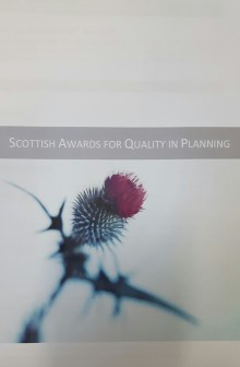 Moray Council have been shortlisted for two national planning awards.