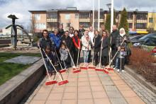 Tillsammans städar vi Tibro – ny satsning för ökad integration och mindre främlingsfientlighet