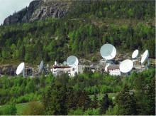 Marlink: Marlink Celebrates 40 Years of Pioneering Satcom at Eik Teleport