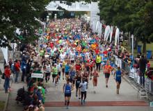 Stort internationellt deltagande på ebm-papst maraton 2017