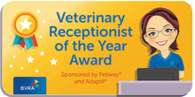 BVRA launches Veterinary Receptionist of the Year award