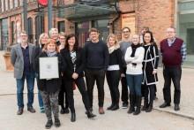 Innovatum och Saab Car Museum får utmärkelse från TripAdvisor