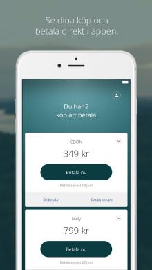 Qliro lanserar egen app – hjälper användaren att betala och hålla koll på sina köp