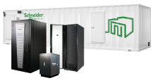 Schneider Electrics Micro Data Center vinner Data Center Power Product of the Year Award