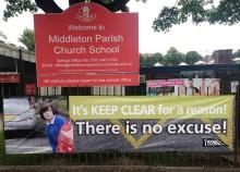 Rochdale launches crackdown on dangerous parking outside schools