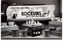 Pressinbjudan: Ny utställning av Kockums Emalj öppnar i Massmanska Kvarnen