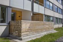 Växjöbostäder får stöd för innovativt och hållbart bostadsbyggande på Araby