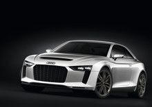 En hyllning till quattro: Audi quattro concept