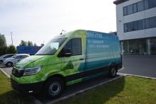 MAN sætter skub i grøn udvikling: Lancerer konkurrencedygtige priser på den elektriske varebil – MAN eTGE