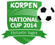 Fotbollsfest när Korpen National Cup avgörs i Gävle till helgen
