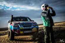 Marlink: New Contract Secures Turnkey Communication Services for Rallye Aïcha des Gazelles