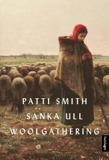 "Patti Smith signerer si nye bok på norsk, ""Sanka ull"", i Oslo 29.6."
