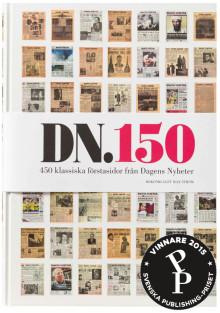 DN-bok vinner Svenska Publishing-Priset