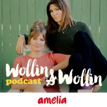 amelia.se startar podcasts – lyssna på författaren Malin Wollin