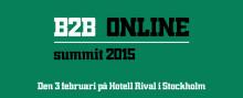 Sveriges mötesplats för B2B e-handlare