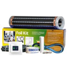 Ebeco Foil Kit uppgraderas med vår nya termostat EB-Therm 400