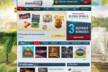 Nystart för Cherry Onlines klassiska casinosite Euroslots