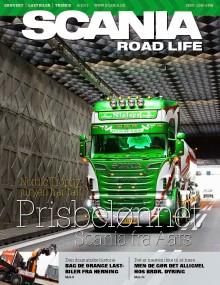 Læs det nye Scania Road Life magasin