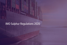 5 things you need to know about the new IMO sulphur regulation