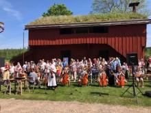 En helg fylld med folkmusik i Lindesberg