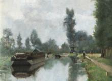 Pressvisning för utställningen Grez-sur-Loing – Konst och relationer