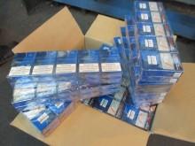 Fowl cigarette smuggling plot in deep freeze