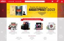 Adlibris nominerad till Årets bästa e-handelssajt!