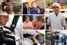 Jobbskuggarveckan i Partille engagerar lokala företag