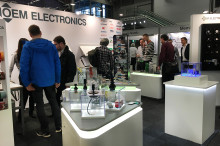 OEM Electronics ställer ut på  S.E.E mässan!