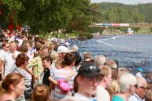 Idrottsturister gör Vansbro kommun till en ekonomisk vinnare