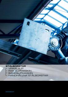 Tyrolit stålborstar produktfolder