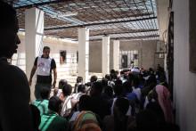 Libyen: Båtflyktingar skickas tillbaka till ett våldsamt kretslopp