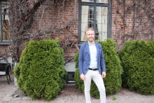 Fredrik Ekelund ny chef för Quality Hotel i Norden