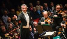 Kungliga Filharmonikerna ger hederstitel till Franz Welser-Möst