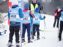 Sportlovstips i Stockholm: Barnens stora skidfest – prova på ett riktigt skidlopp