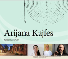 SPIRARE SPIRA – ett nytt offentligt konstverk i Kopparlunden