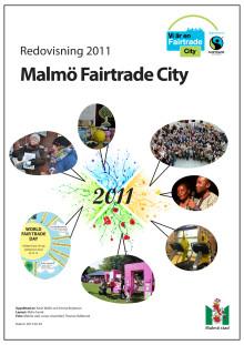 Malmö Fairtrade City årsredovisning 2011