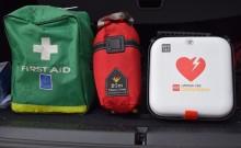 Defibrillator rollout continues