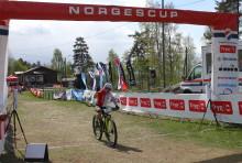 Fossesholm, Eriksson, Rissveds og Hægstad vant NC4 Terreng Rundbane