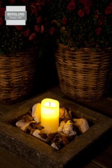 Släpp fram skaparlusten med elektroniska lyktljus från Berglund