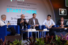 Techventure 2015 Technology Panel: Tech Up! From Start-Up to Scale-Up