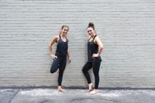 Kända träningsprofiler coachar till styrka och balans med Barre Move